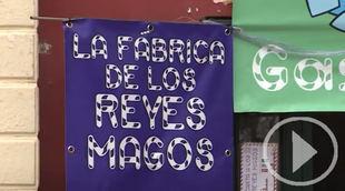 Visitamos 'La Fábrica de los Reyes Magos' en Aranjuez