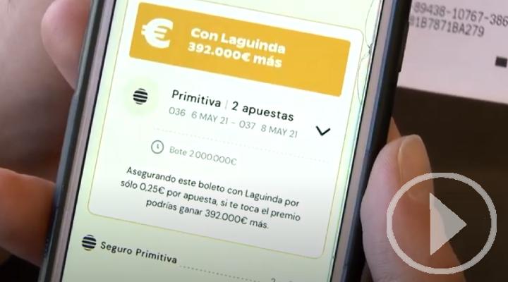 La app que devuelve los impuestos de los premios de lotería