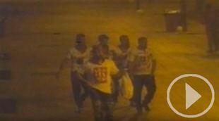 Confirman la condena a La Manada de 9 años de prisión