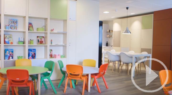 R. McDonald inaugura la primera Sala Familiar en La Paz