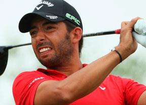 Pablo Larrazábal roza la victoria en Abu Dhabi y se queda a un golpe de Tommy Fleetwood