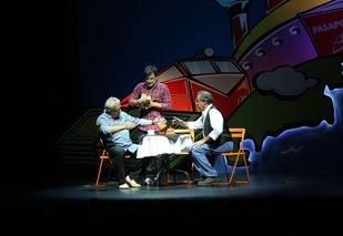 'Hasta aqu� hemos llegao' en el Teatro Infanta Isabel