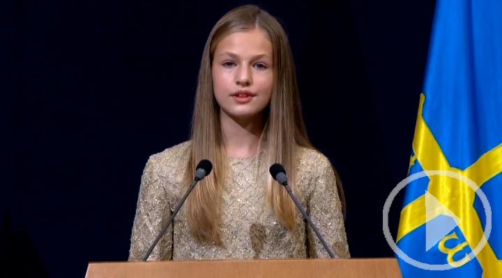 La Princesa Leonor estudiará el bachillerato en Gales