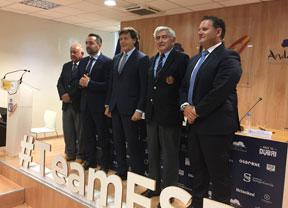José Ramón Lete, Secretario de Estado para el deporte, apuesta al 100% por el Andalucía Valderrama Masters