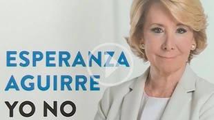 Esperanza Aguirre presenta 'Yo no me callo'