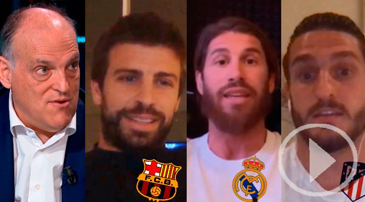 El fútbol espera regresar el 12 de junio
