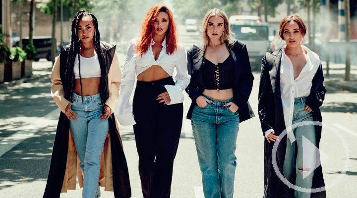 Little Mix actuarán el 16 de septiembre en Madrid
