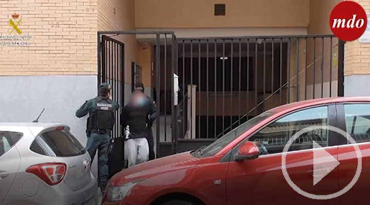Cae una banda que robaba en viviendas de Madrid y Toledo