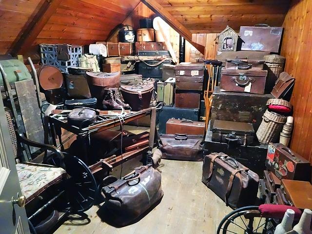 El alquiler de trasteros como solución a la falta de espacio en casa