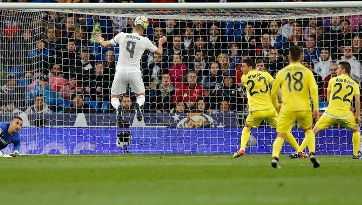 Real Madrid-Vilarreal