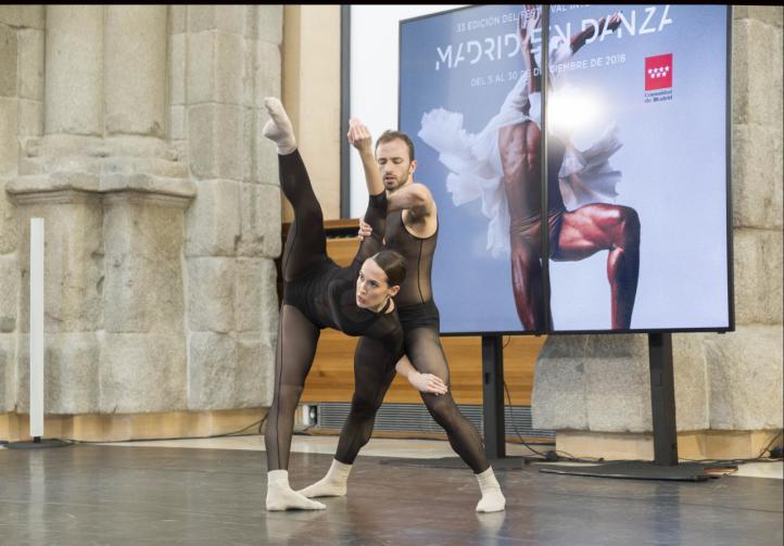Presentada la 33 edición de Madrid en Danza