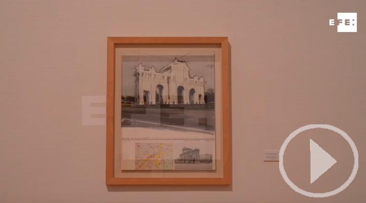 Una exposición muestra un Madrid multifacético en el FIL