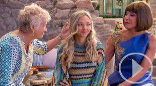 ¡Mamma Mia! lidera la taquilla en su estreno