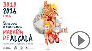 La Maratón de Alcalá nace con la ilusión y el objetivo de situarse como la segunda gran maratón de Madrid