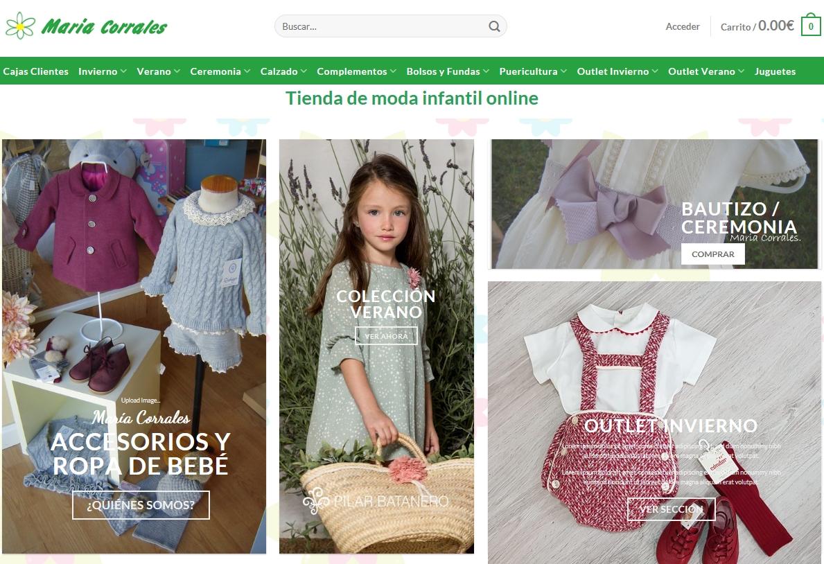 9fba73a846 Esta tienda multimarca online abarca edades desde los recién nacidos hasta  los 16 años y siempre ofreciendo un precio muy competitivo.