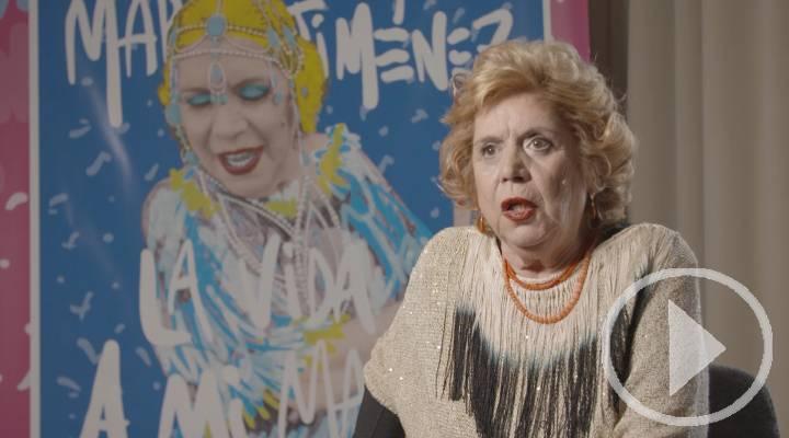 María Jiménez presenta 'La vida a mi manera'