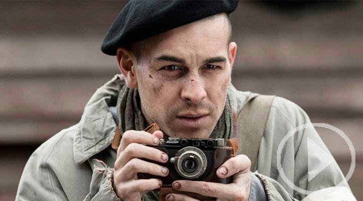 Mario Casas es 'El fotógrafo de Mauthausen'