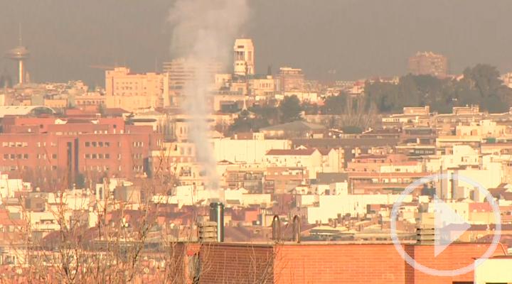 Seur lanza un programa para medir el aire de Madrid