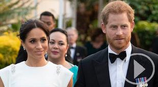 Movistar+ estrena Harry y Meghan:crisis en la familia real