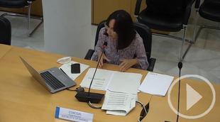 Mercedes González advierte de la posibilidad de Covid-19 en aguas residuales