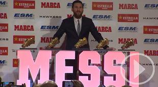 La salida de Messi del FC Barcelona divide a la afición