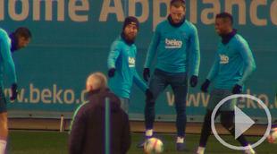 Cuenta atrás para el Clásico en la Copa del Rey con la duda de Messi