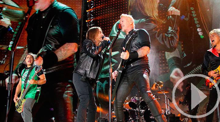 Metallica gana el