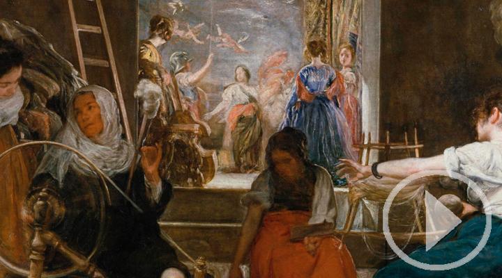 Metapintura en el Prado, una colección que expone pinturas sobre la pintura