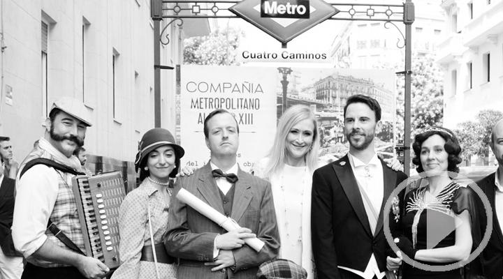 Hace un siglo que se iniciaron las obras de Metro de Madrid
