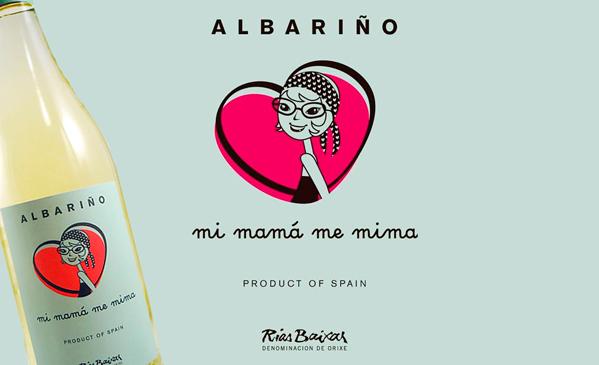 'Mi mamá me mima' un vino para los jóvenes