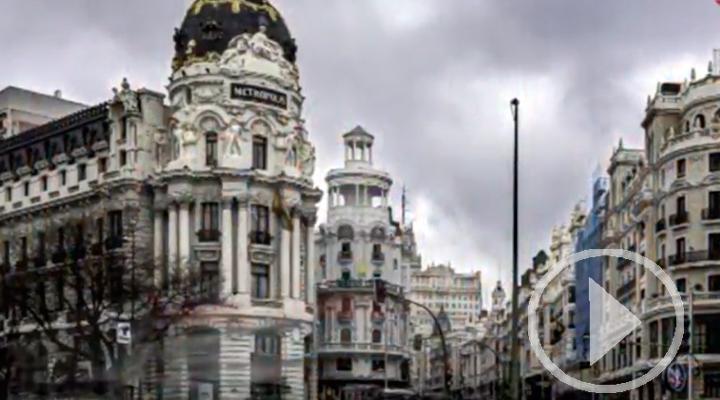 'Mirada Múltiple' de Madrid a través de la fotografía