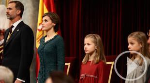 En directo la Solemne Apertura de las Cortes Generales