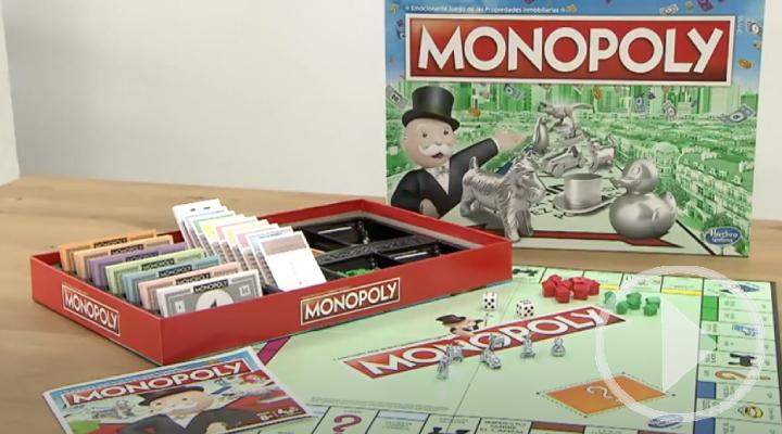 Monopoly invita a elegir las futuras cartas