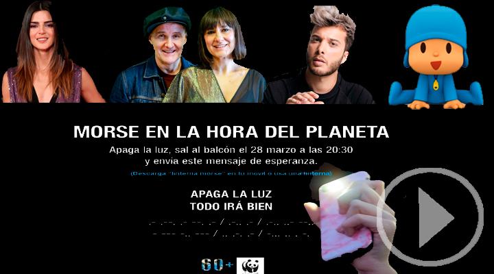 Amaral, Clara Lago, Blas Cantó participan en 'La Hora del Planeta'