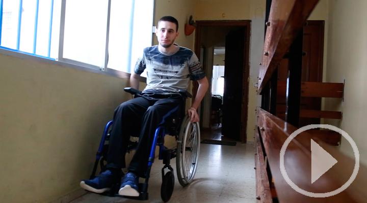 Un 74% de personas con movilidad reducida necesita ayuda para salir de su casa