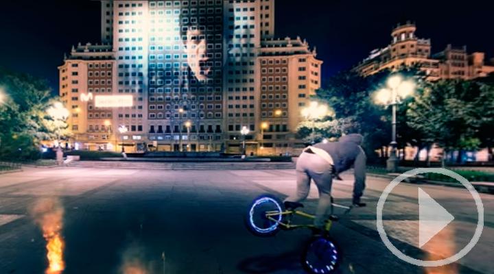 Las series de televisión toman las calles de Madrid. Así es su vídeo presentación en 360º