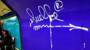 Grafiti Muelle
