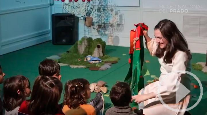 Actividades para los más pequeños en el Prado