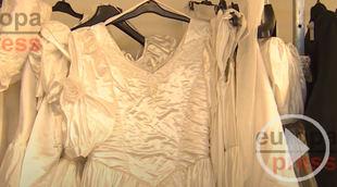Fundacion Humana pone a la venta vestidos de novia desde 5 euros