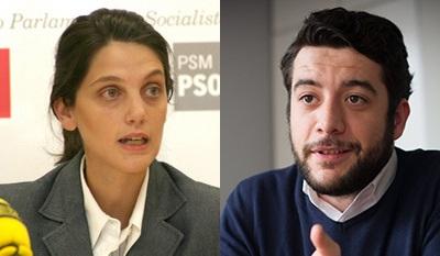Sánchez Acera y César Zafra, en los micrófonos de Onda Madrid