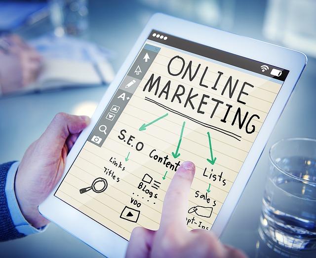 ¿Quién comercializa en línea?