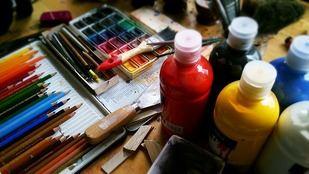 Cursos de pintura para aprender a pintar y pasarlo bonito en 2 horas