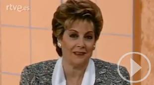 El homenaje del Archivo de TVE a la madrileña Paloma Gómez Borrero