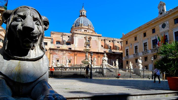 Fontana de Palermo