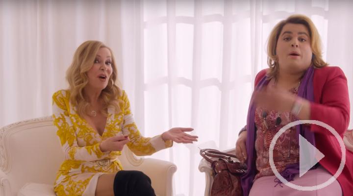 Netflix muestra escenas inéditas de Paquita Salas