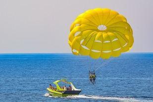 Salta en paracaídas sin gastar mucho dinero
