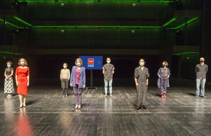 Seis representaciones para abrir teatros del Canal