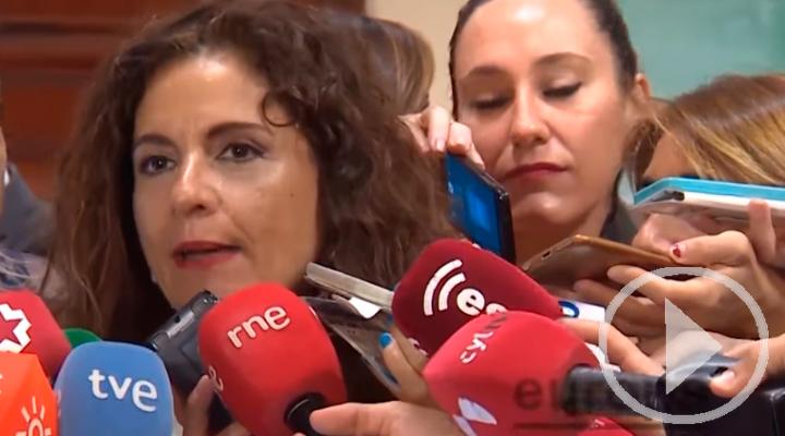 La reacción de la oposición a la subida de impuestos
