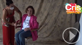 Supervivientes de cáncer se ponen #LaCamisetaDePau