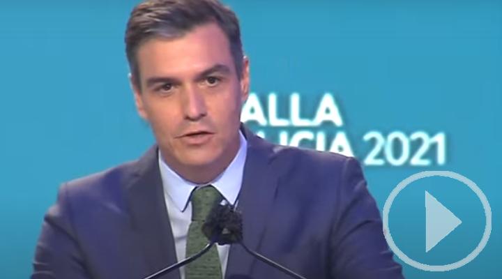 Sánchez anuncia que este martes aprobarán la reducción del peaje de la AP-9